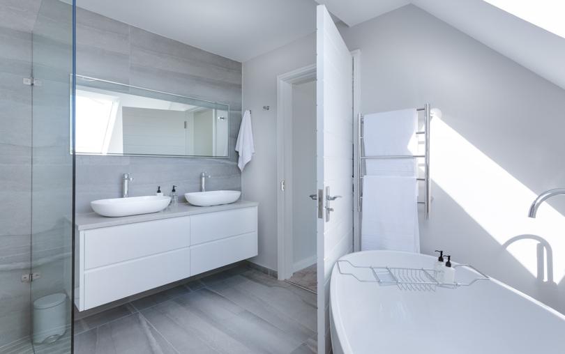 Beste badkamervloer